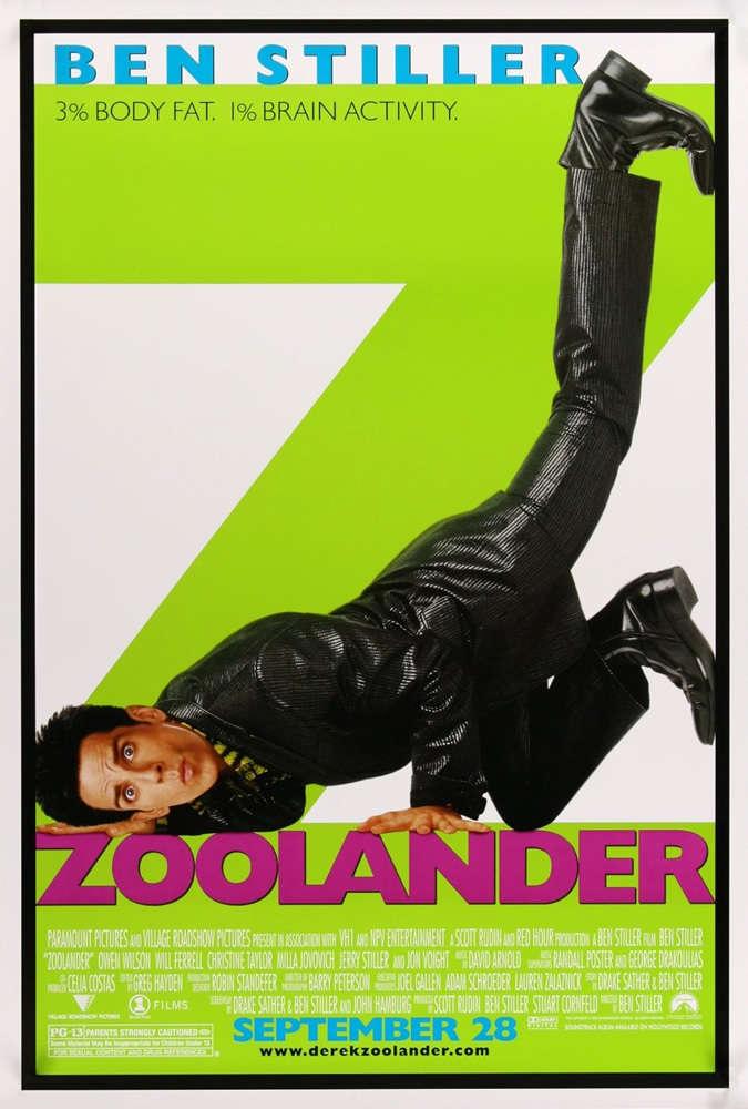 Zoolander 2001 BRRip XviD MP3-XVID