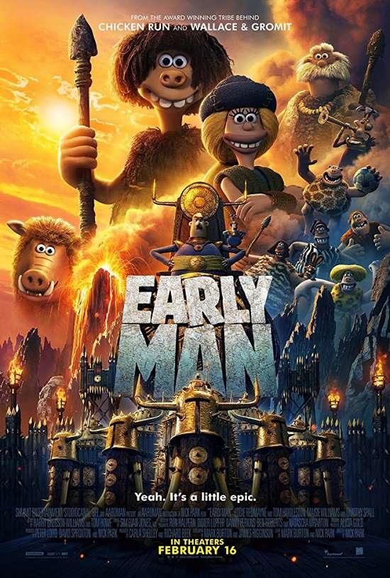Early Man 2018 1080p WEBRip DD5 1 x264-SHITBOX