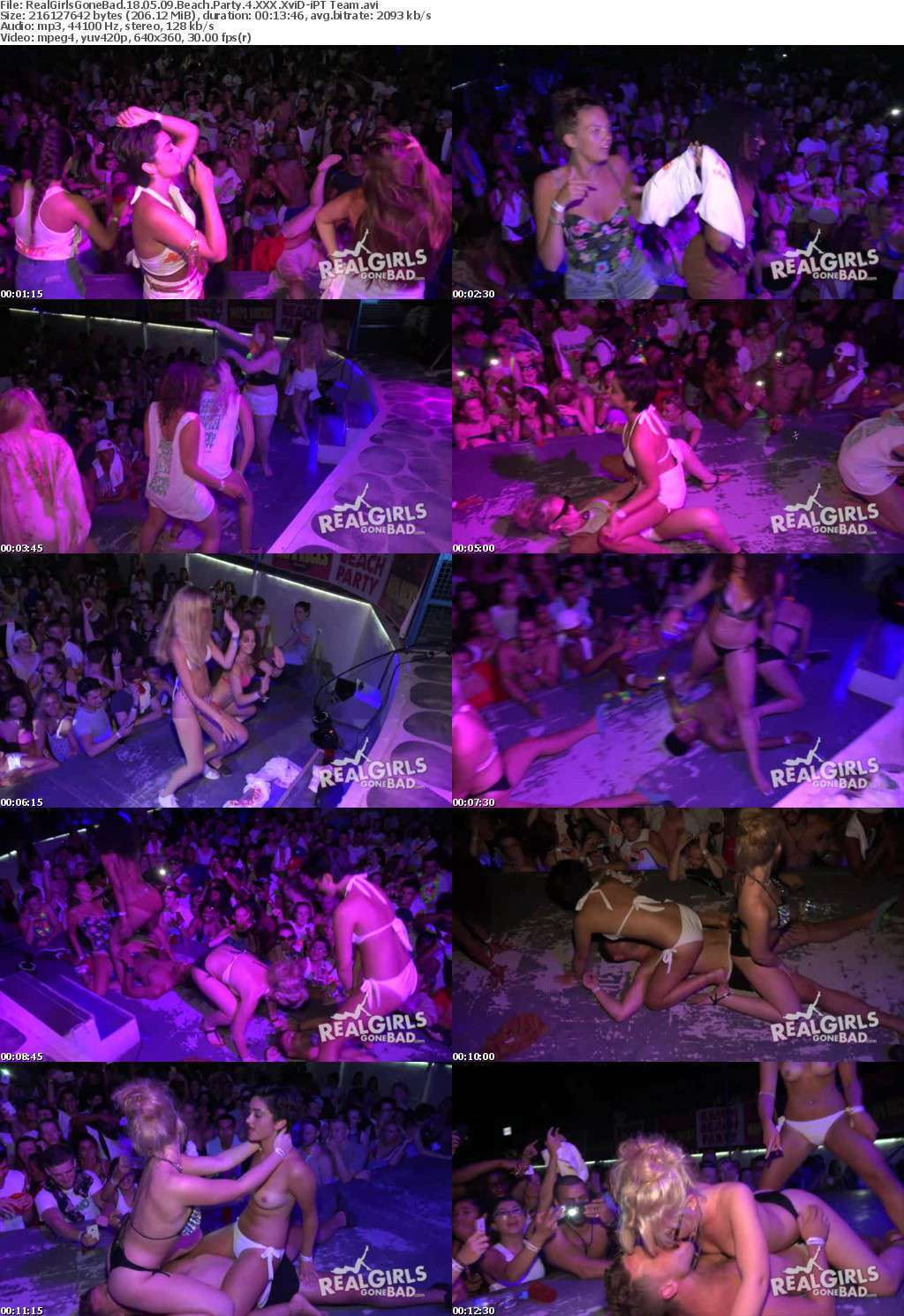 RealGirlsGoneBad 18 05 09 Beach Party 4 XXX