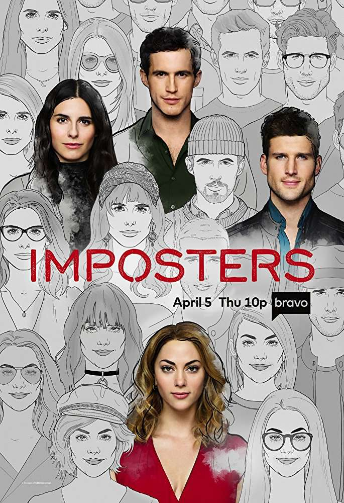 Imposters S02E06 Thats Enough Off You Go 720p AMZN WEBRip DDP5 1 x264-NTb