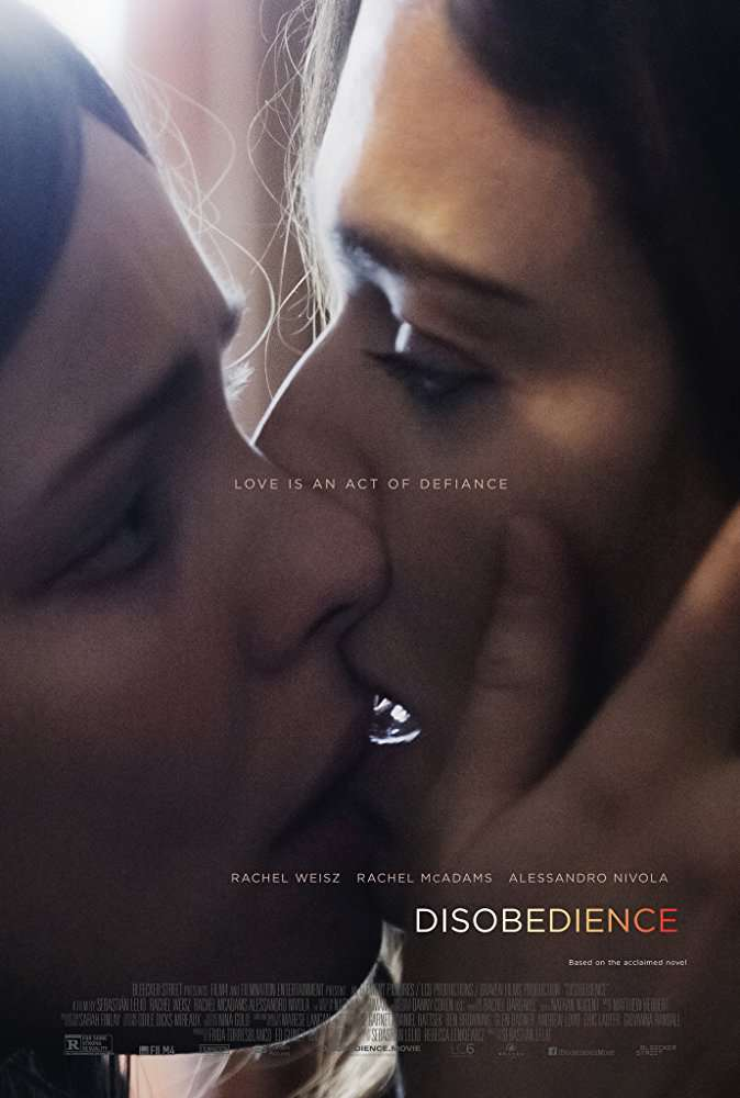 Disobedience 2018 720p HDCAM X264-SugarTits