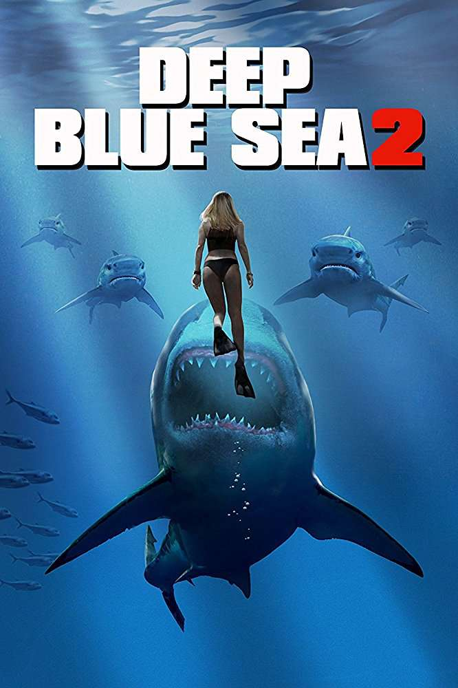 Deep Blue Sea 2 2018 BRRip x264 AC3-Manning
