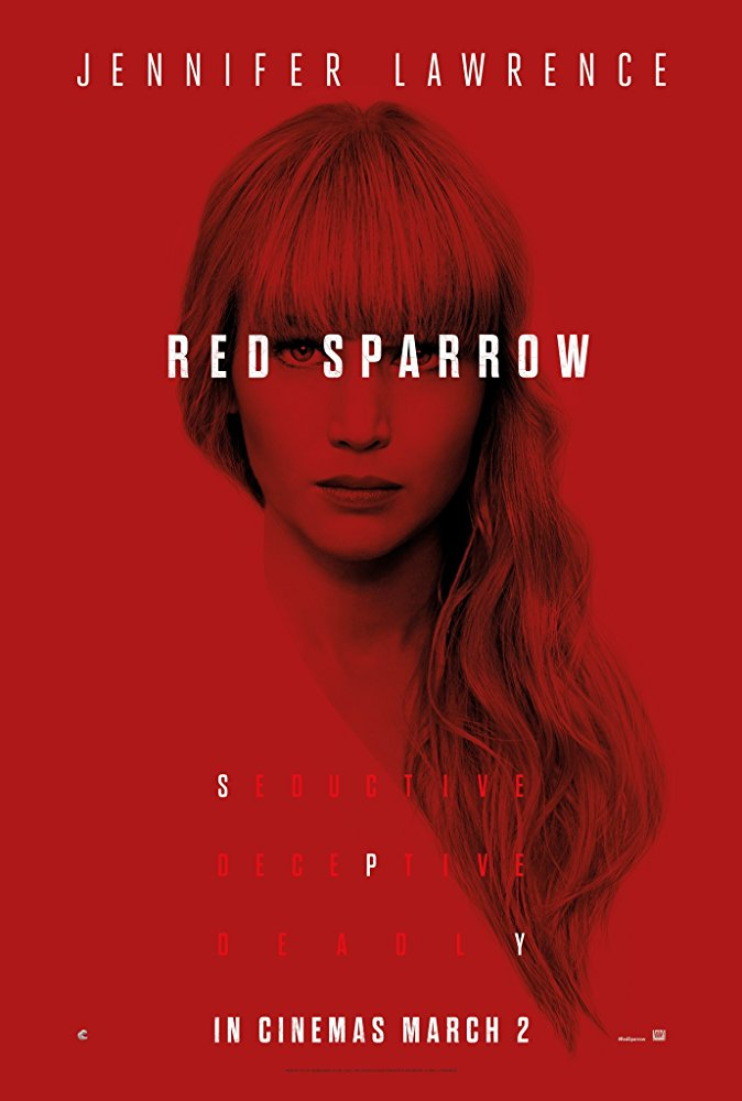 Red Sparrow 2018 720p BRRip XviD AC3-XVID