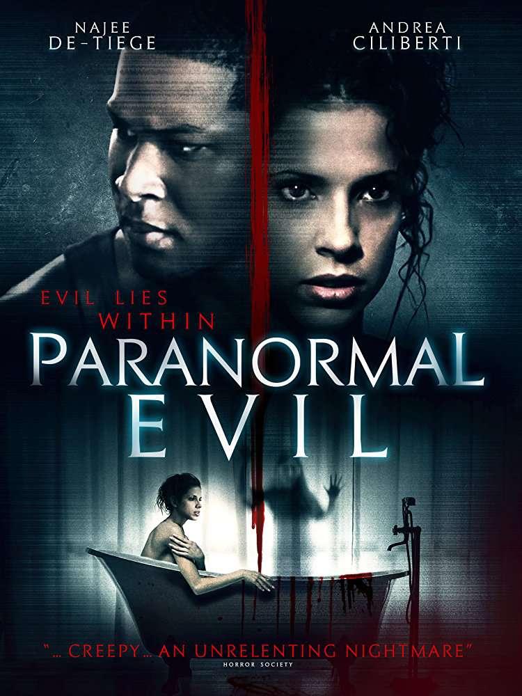 Paranormal Evil 2018 HDRip AC3 X264-CMRG[TGx]