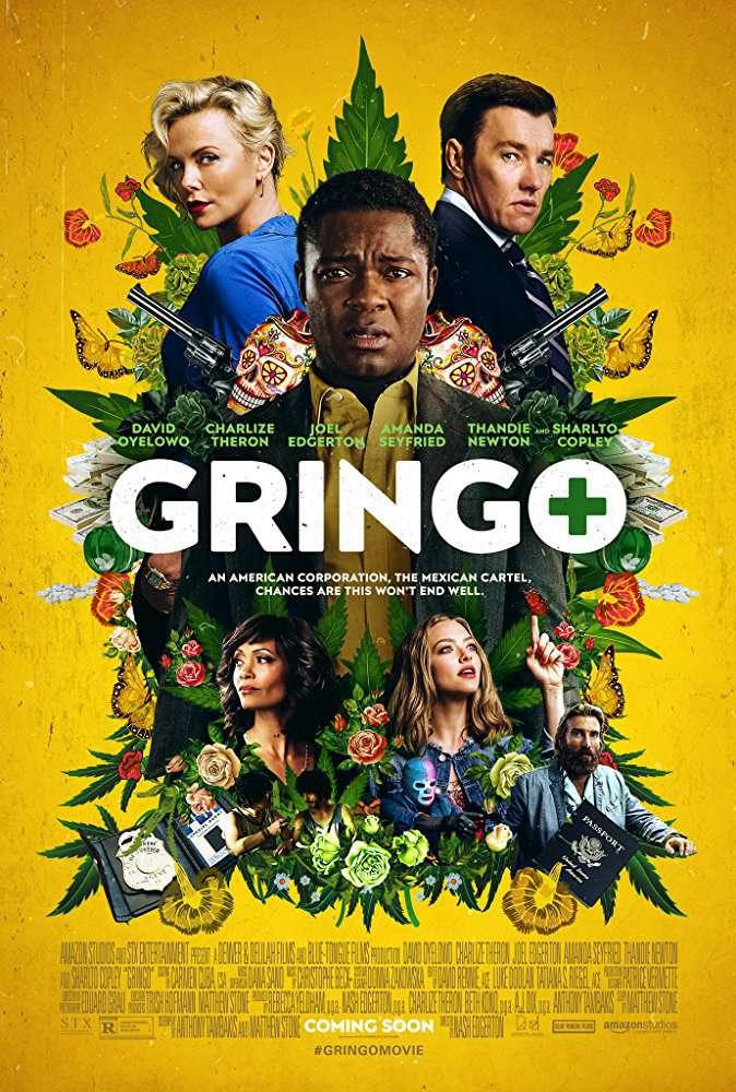 Gringo 2018 HDRip AC3 X264-CMRG