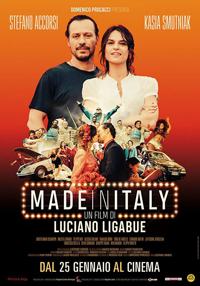 Made In Italy 2018 Movies BRRip x264 AAC ESubs with Sample