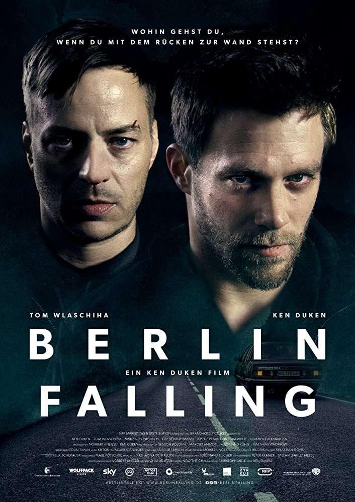 Berlin Falling 2017 Movies BRRip x264 5 1 ESubs with Sample