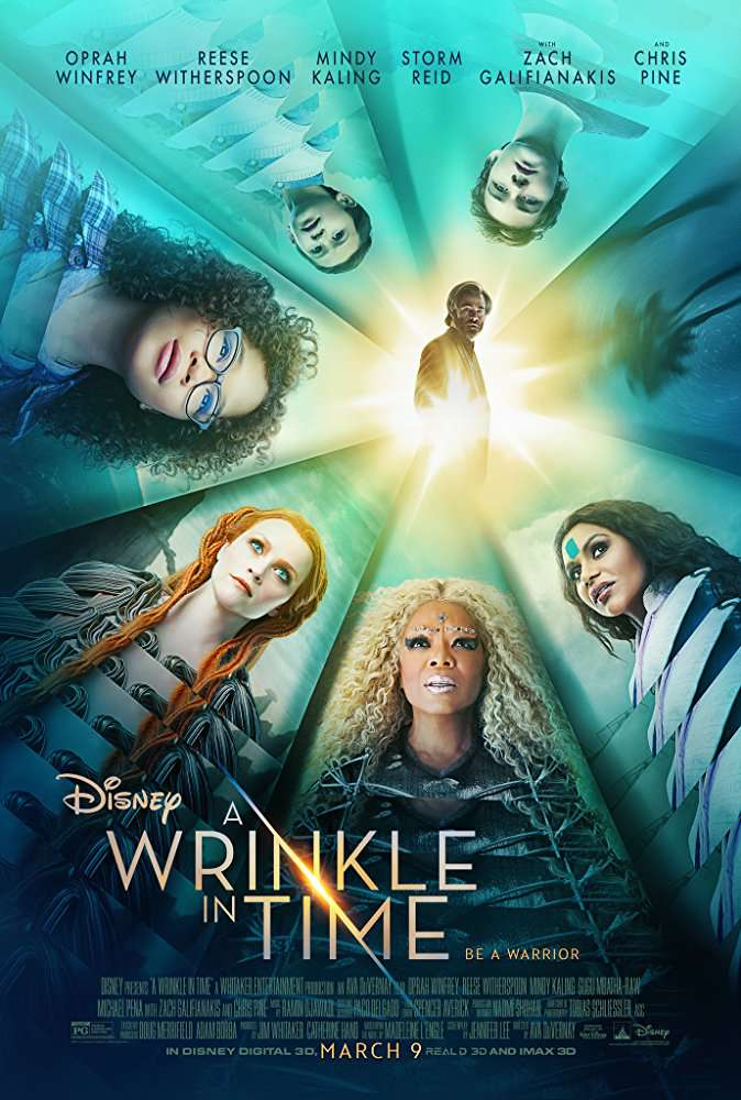 A Wrinkle In Time 2018 BRRip x264 AC3-Manning