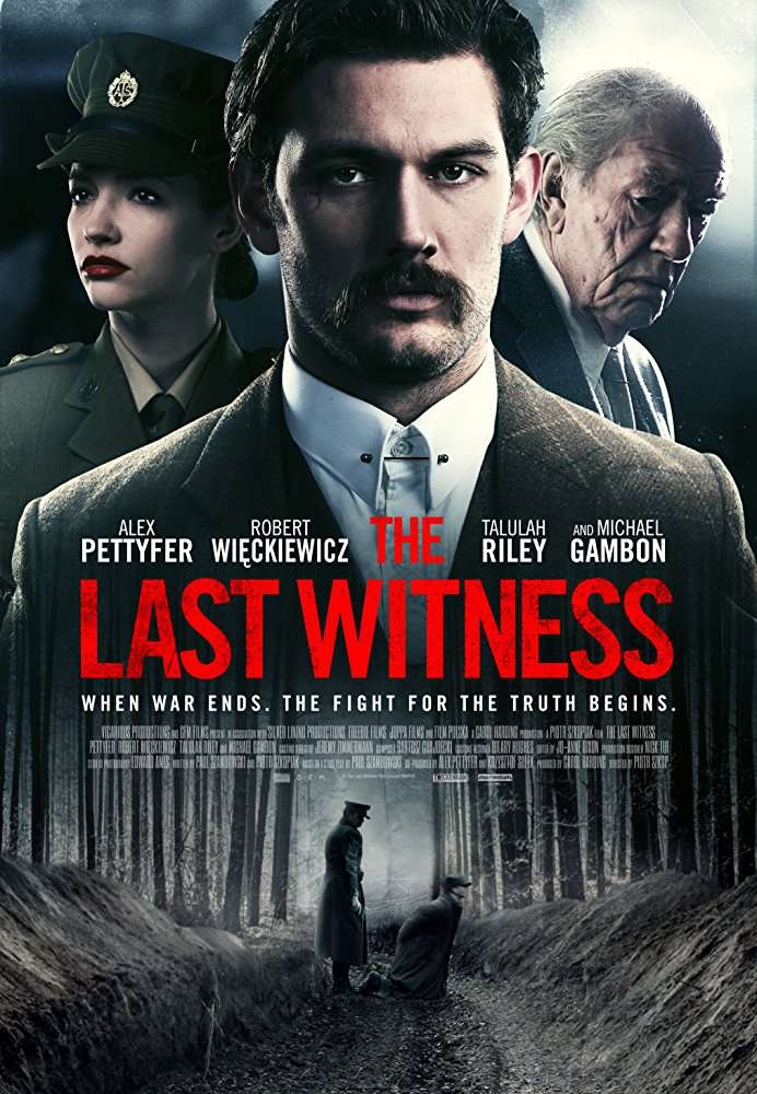 The Last Witness 2018 720p WEB-DL 2CH x265 HEVC-PSA