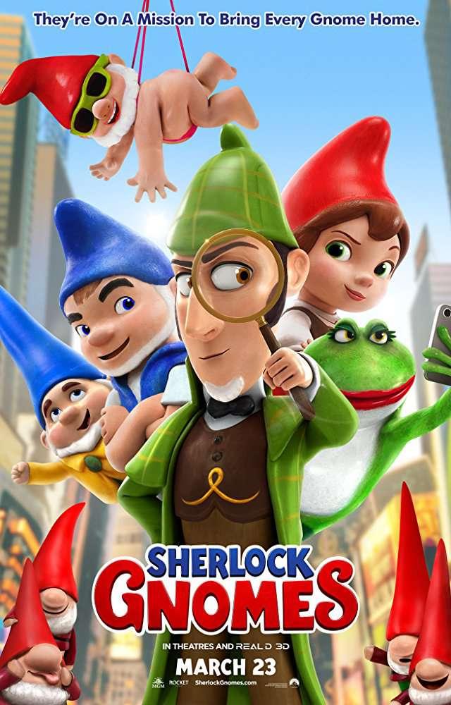 Sherlock Gnomes 2018 BDRip x264-GECKOS[EtMovies]
