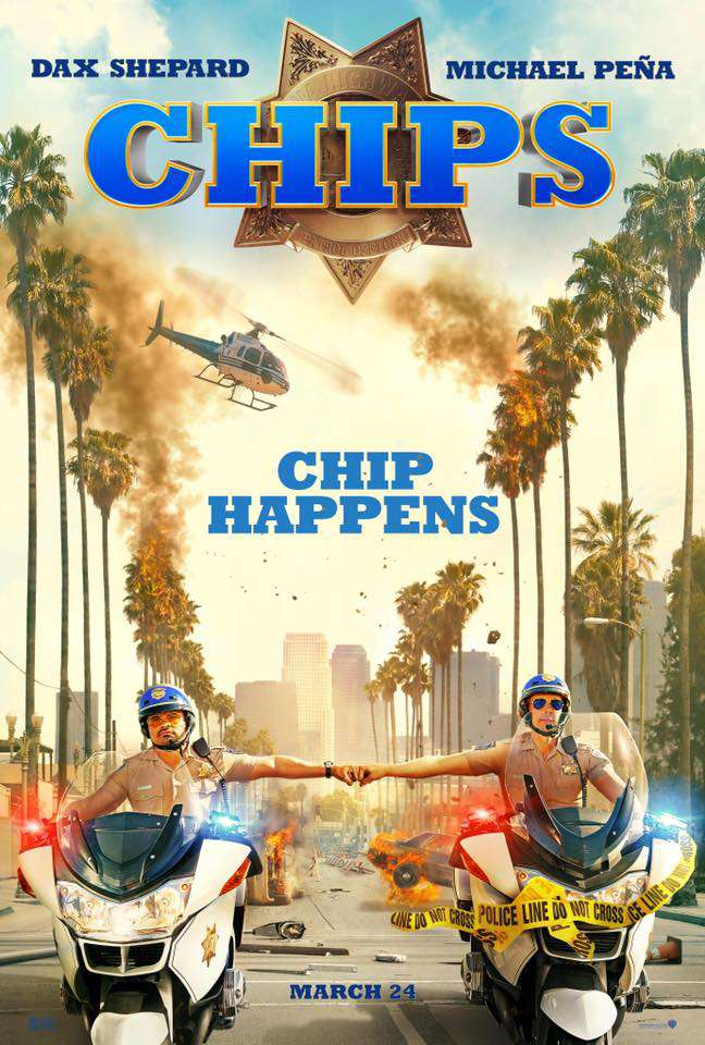 Chips 2017 HDRIP H264 AC3-5 1-RypS