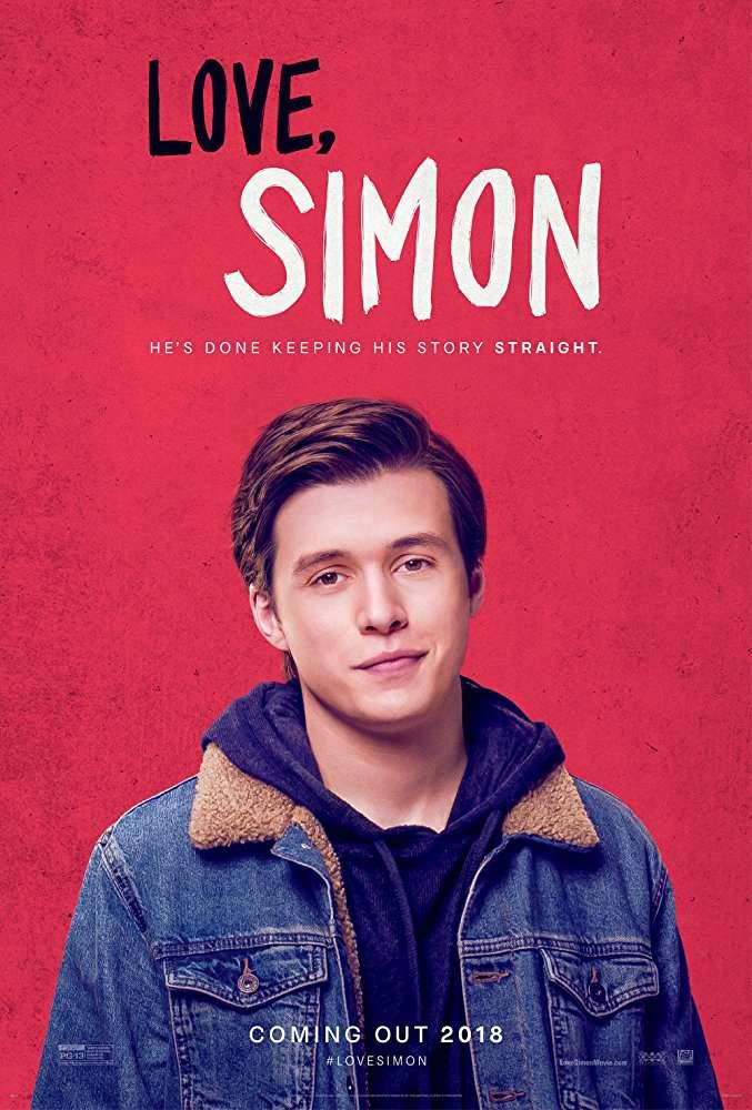 Love Simon 2018 720p BluRay x264 English 5 1 LLG