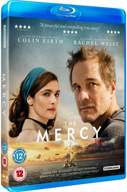 The Mercy (2018) 1080p BluRay x264 AC3-RiPRG