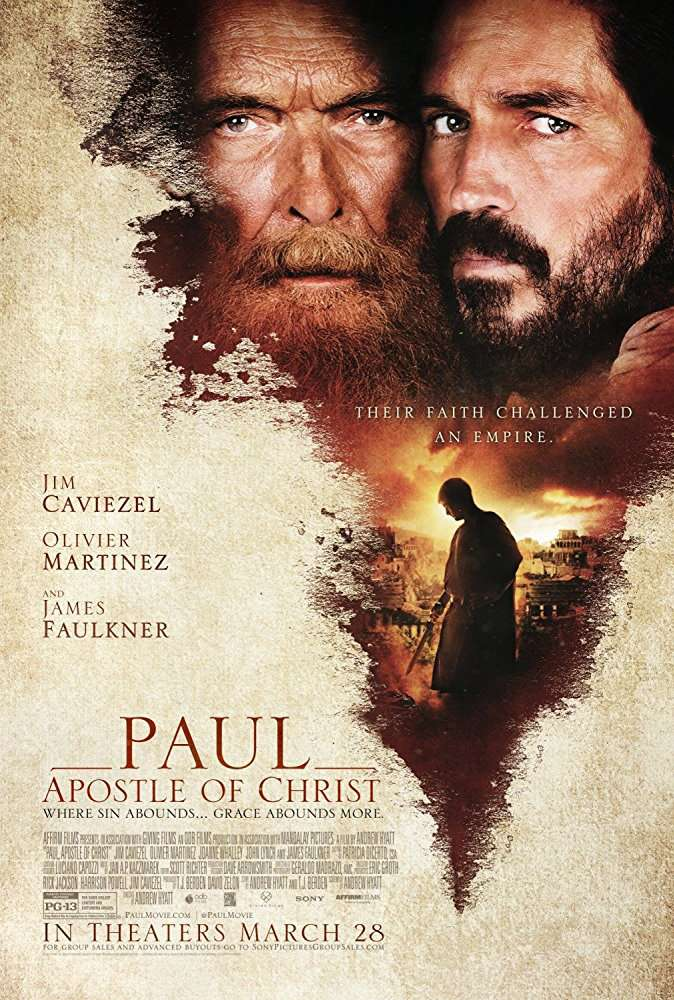 Paul Apostle of Christ 2018 BDRip x264-DRONES[N1C]