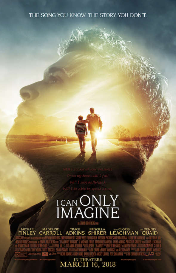 I Can Only Imagine 2018 720p BRRip AC3 X 264-CMRG