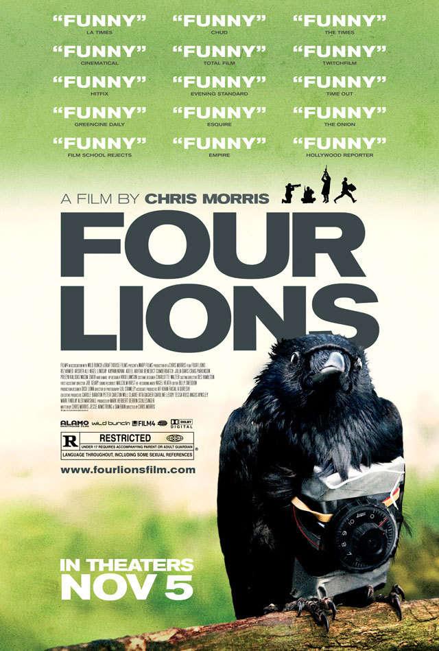 Four Lions 2010 720p BRRip x264-x0r