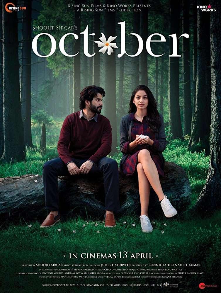October (2018) Hindi 720p WEB-DL x264 ESub MW