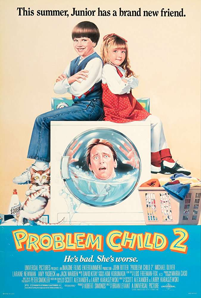 Problem Child 2 1991 1080p BluRay H264 AAC-RARBG