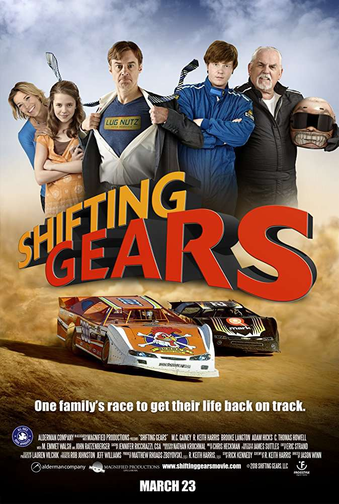 Shifting Gears (2018) 1080p WEB-DL DD5.1 H264-FGT
