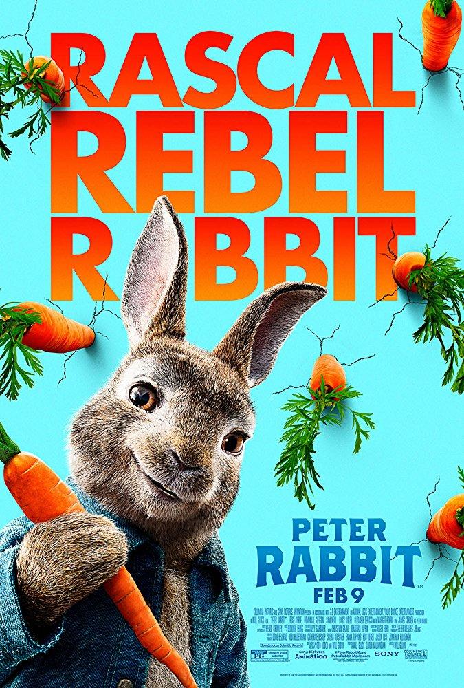 Peter Rabbit 2018 720p BRRip x264 ac3-Phantom