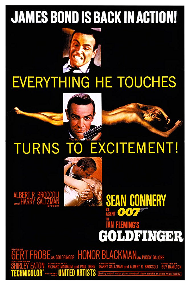 Goldfinger 1964 720p BluRay x264-x0r