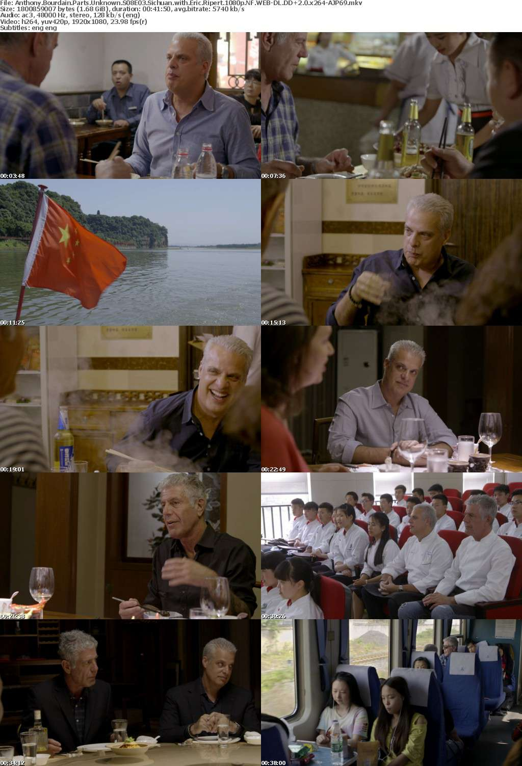 Anthony Bourdain Parts Unknown S08 1080p NF WEB-DL DDP2 0 x264-AJP69