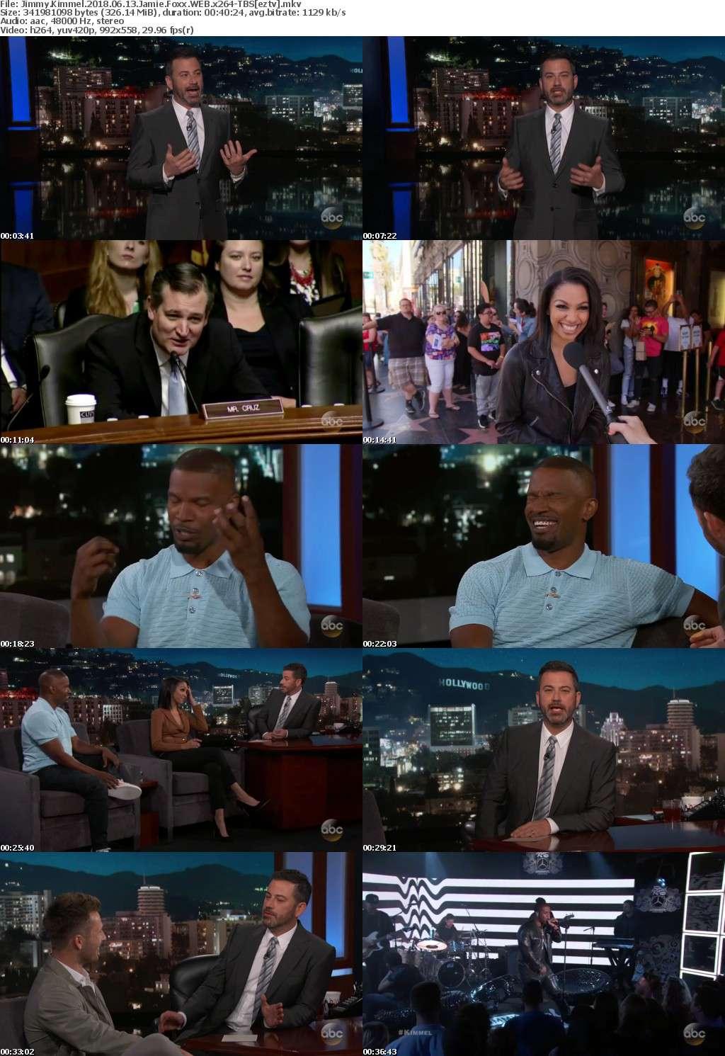 Jimmy Kimmel 2018 06 13 Jamie Foxx WEB x264-TBS