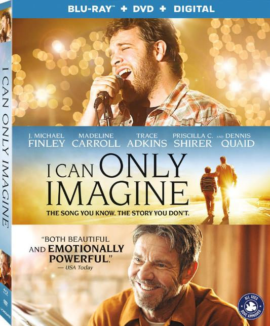 I Can Only Imagine (2018) 720p BluRay H264 AAC-RARBG