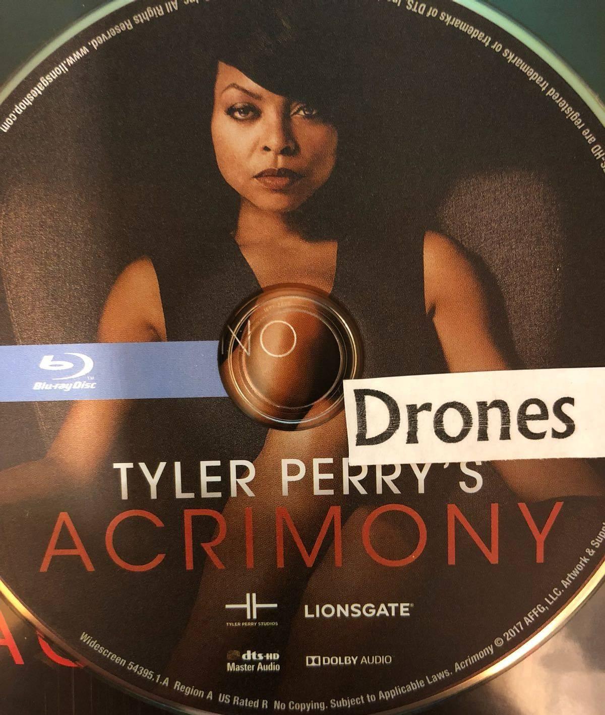 Acrimony 2018 BDRip x264-DRONES