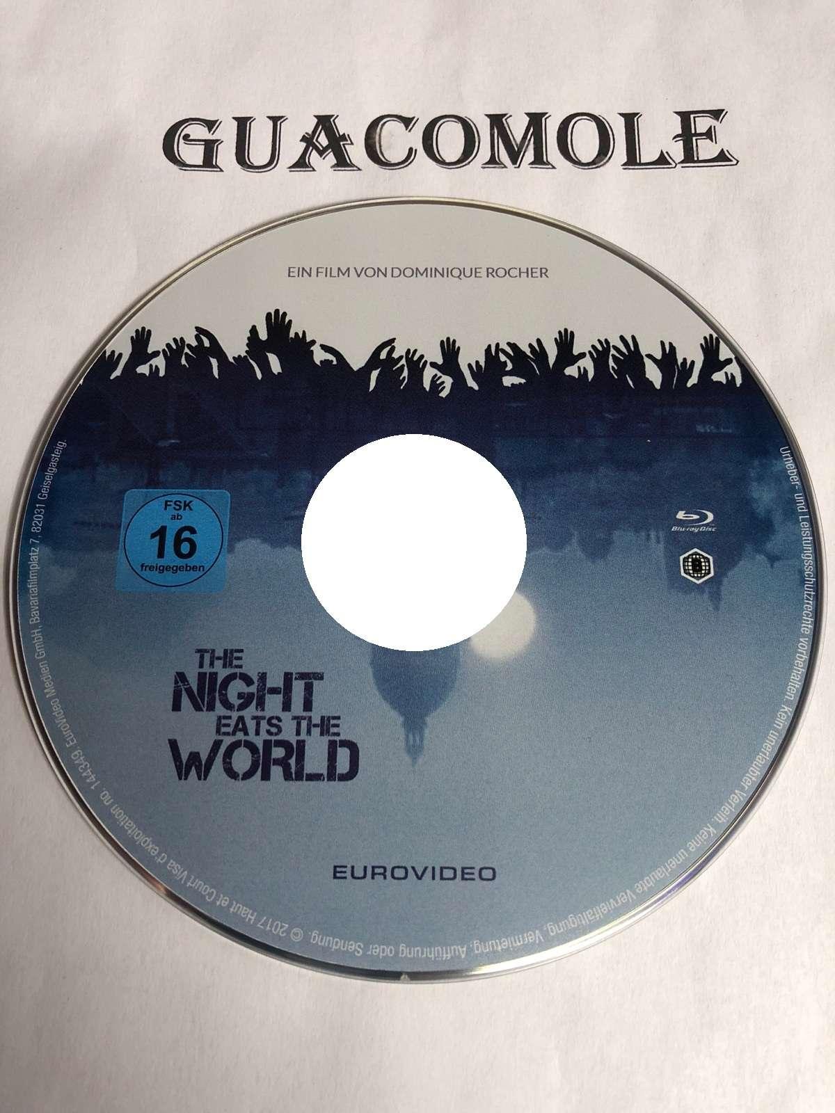 The Night Eats the World 2018 1080p BluRay x264-GUACAMOLE