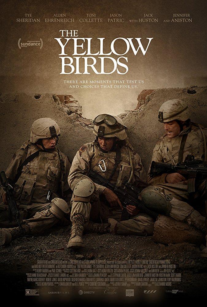 The Yellow Birds 2017 720p WEB-DL DD5 1 H264-CMRG