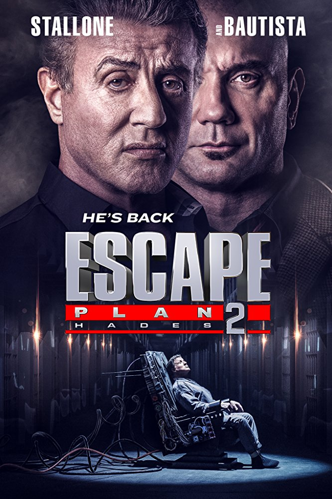 Escape Plan 2 Hades 2018 720p HEVC Bluray Omikron