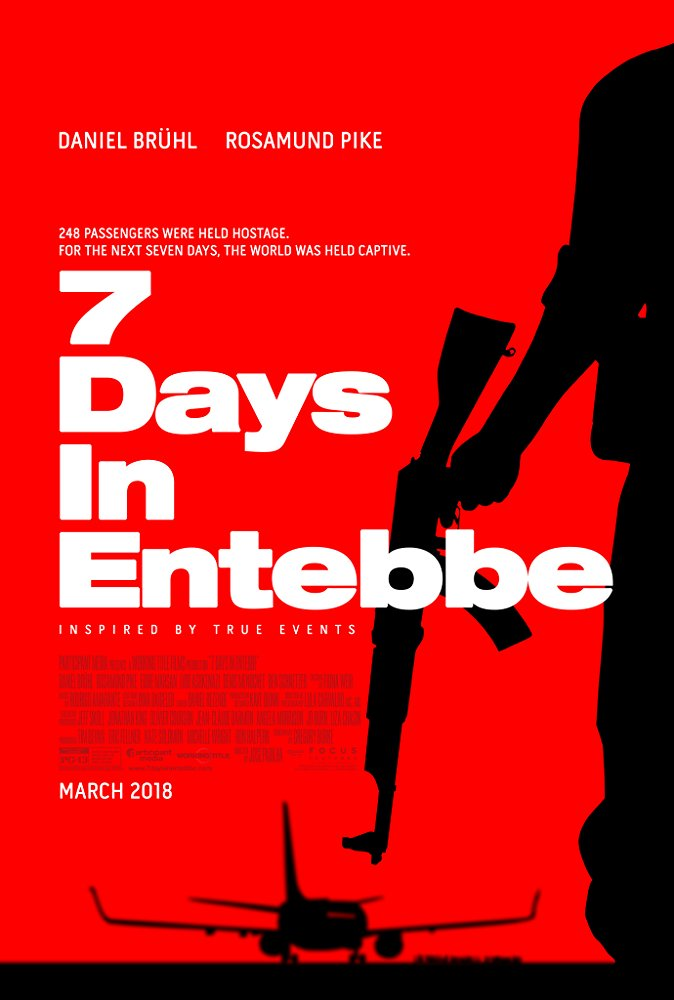 7 Days In Entebbe 2018 HDRip x264 AC3-Manning