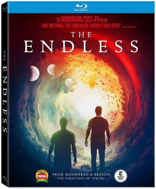 The Endless (2017) BDRip XviD AC3-EVO