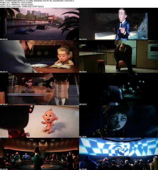 Incredibles 2 (2018) 720p HDCAM x264 Dual Audio [Hindi (Clean)-English]-Downloadhub