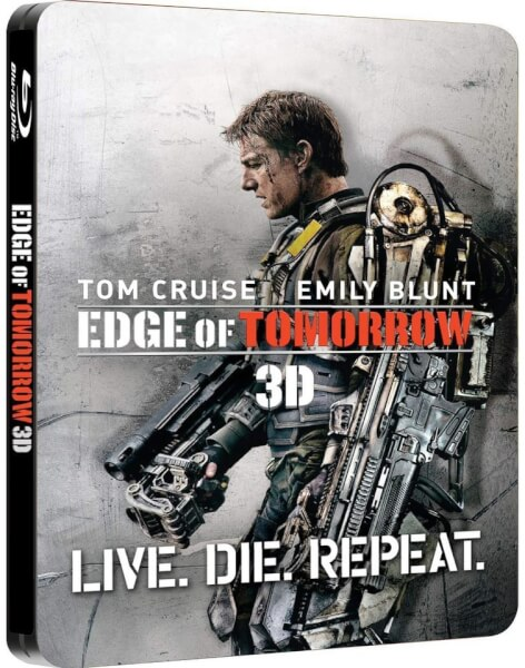 Edge of Tomorrow (2014) 3D HSBS 1080p BluRay AC 3 (DTS 5.1) Remastered-nick ...