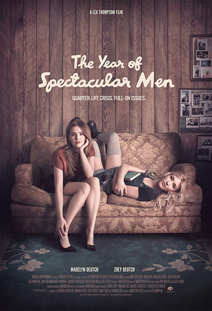 The Year Of Spectacular Men (2017) HDRip AC3 X264-CMRG