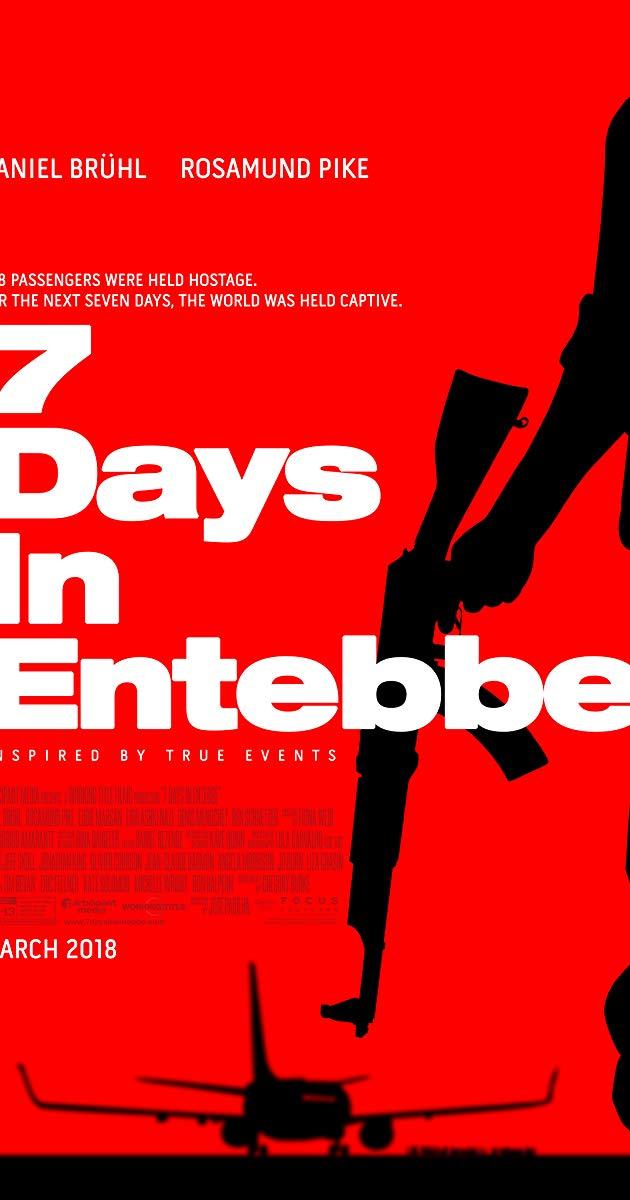 7 Days in Entebbe 2018 BDRip x264-GECKOS