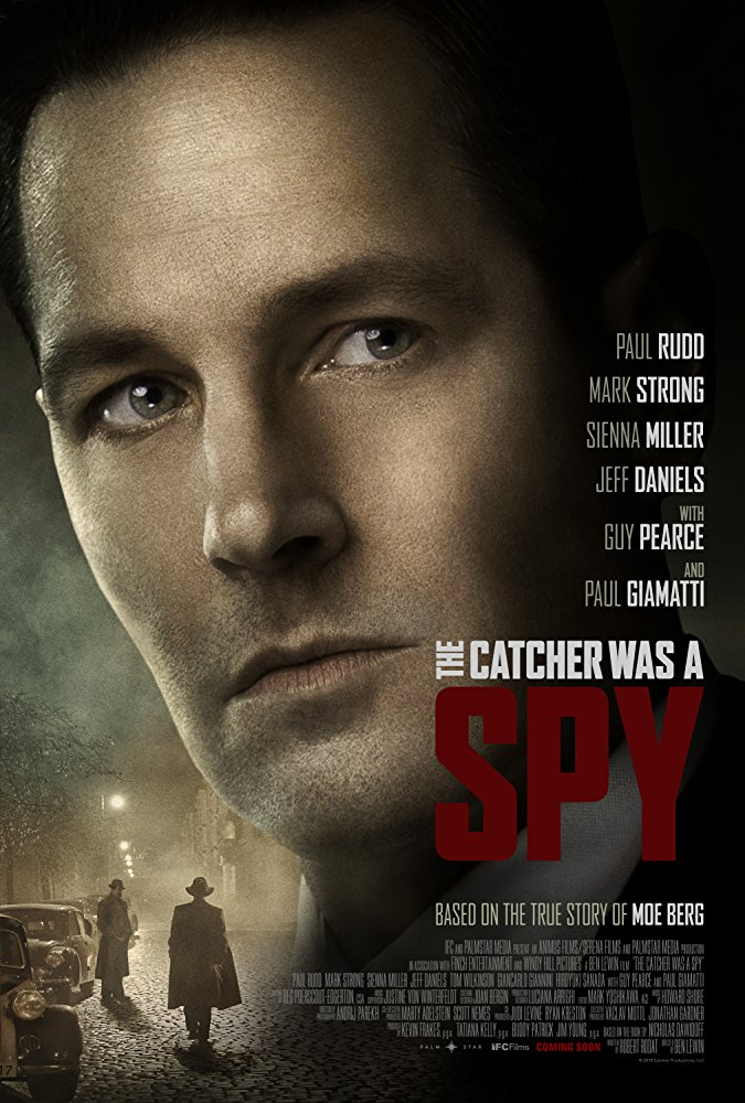 The Catcher Was a Spy 2018 HDRip AC3 X264-CMRG