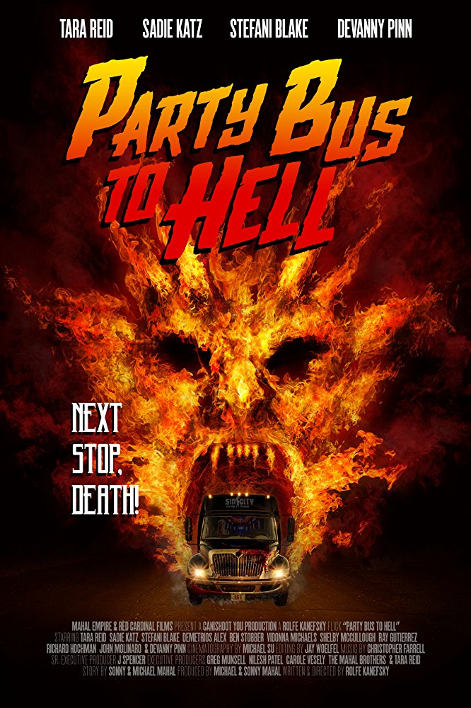 Party Bus to Hell 2017 BRRip XviD AC3-EVO