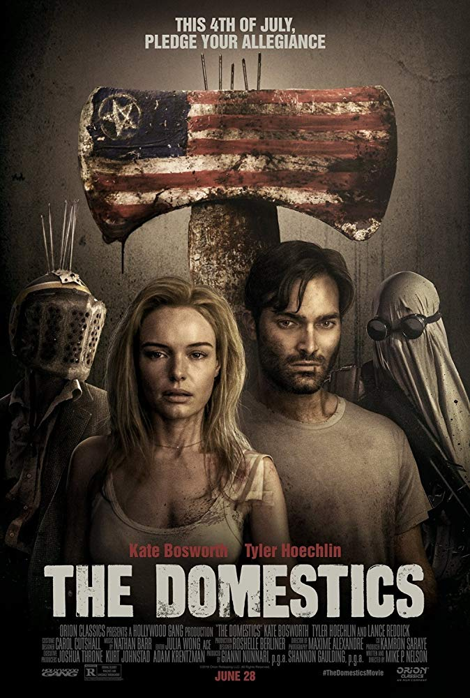 The Domestics (2018) 720p WEB-DL X264 AC3-EVO