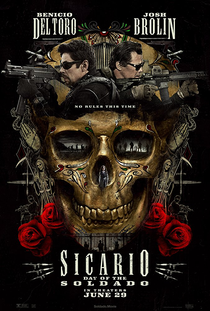 Sicario 2 Day of the Soldado 2018 NEW HDCAM X264 Mr Hive