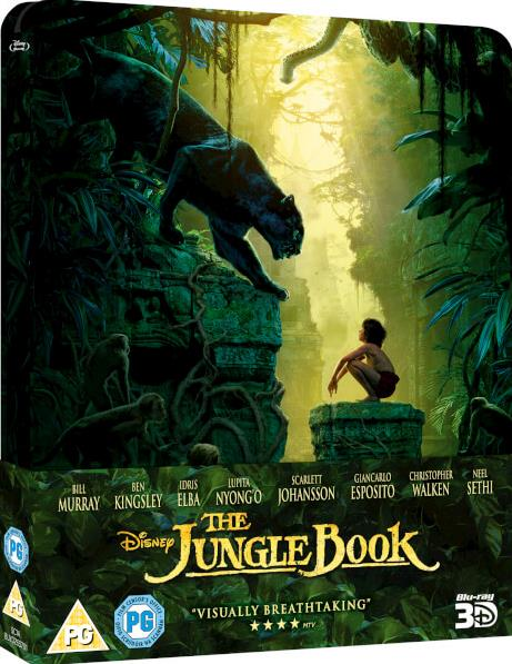 The Jungle Book (2016) 3D HSBS 1080p BluRay AC3 Remastered-nickarad