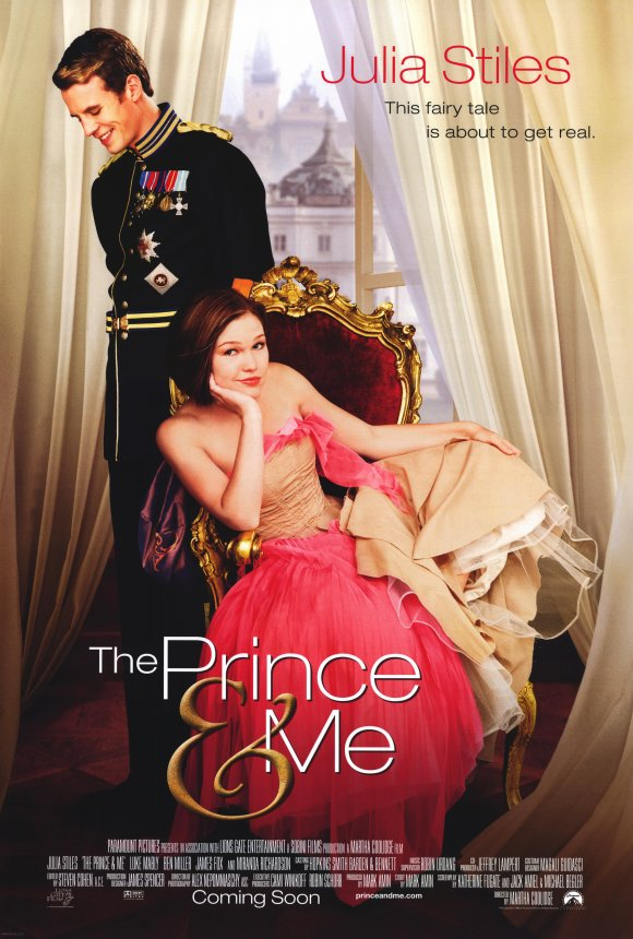 The Prince and Me 2004 720p BluRay x264-x0r