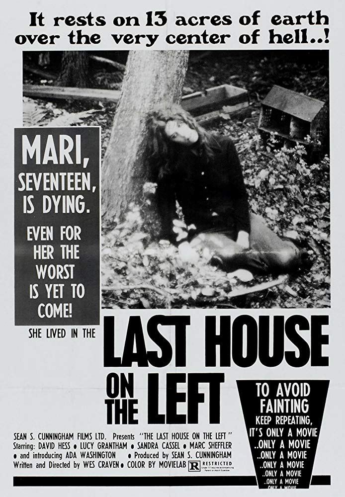 The Last House on the Left 1972 UNRATED REMASTERED 720p BluRay x264-SPOOKS
