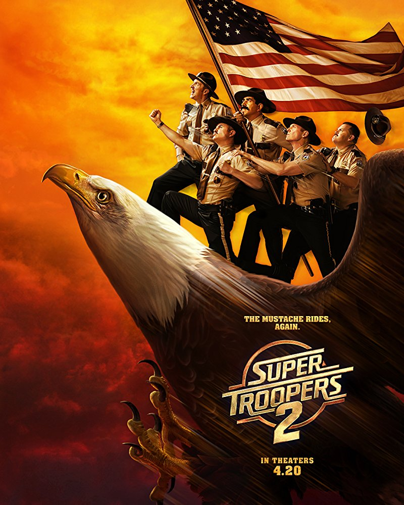 Super Troopers 2 2018 720p BluRay H264 AAC-RARBG