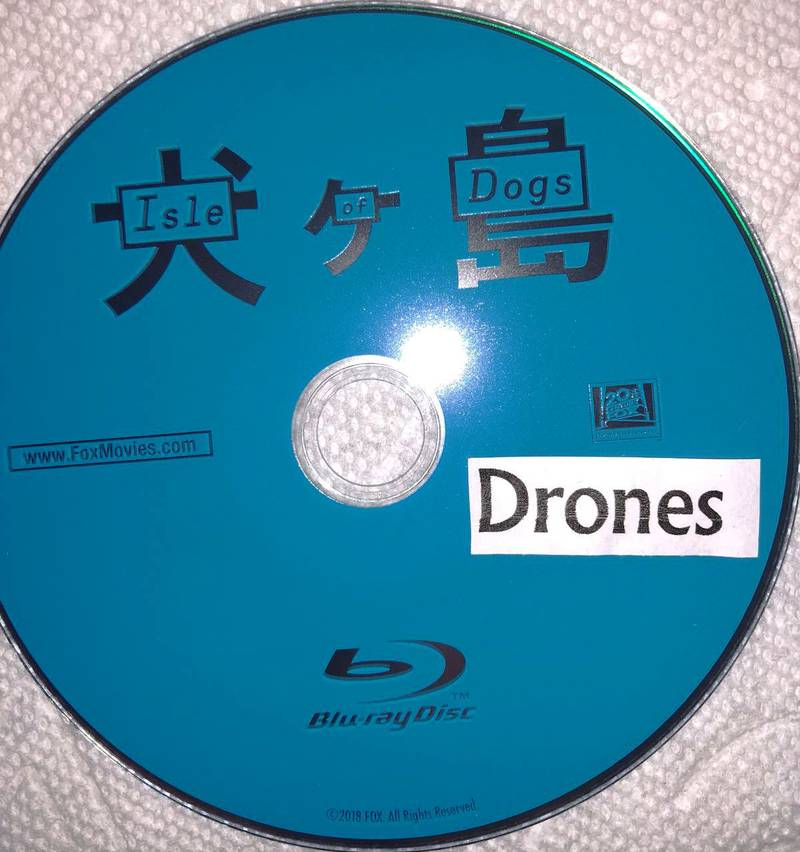 Isle of Dogs 2018 720p BluRay x264-DRONES