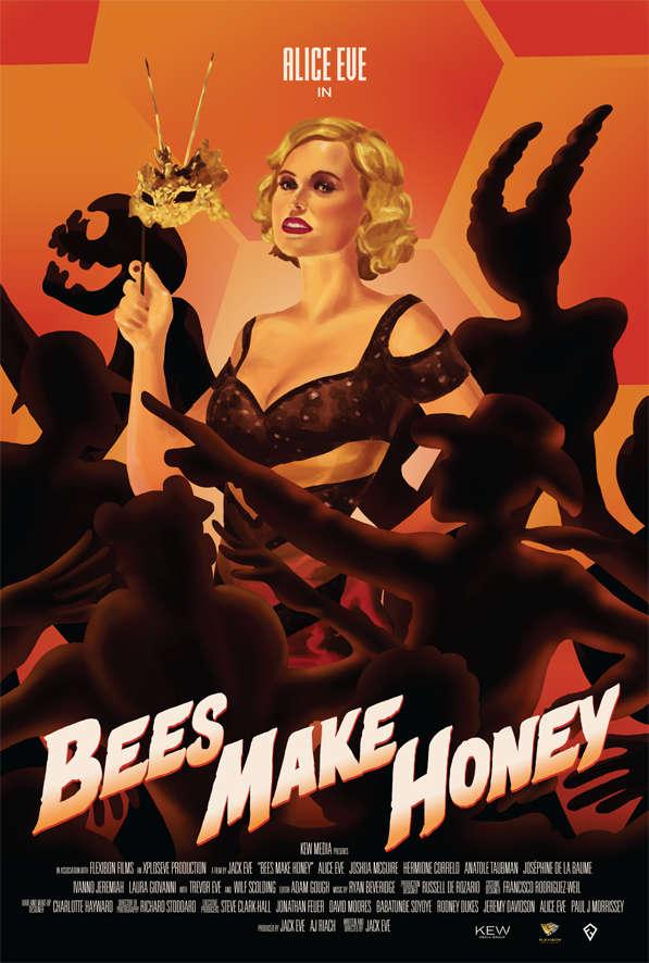 Bees Make Honey 2018 HDRip XviD AC3-EVO
