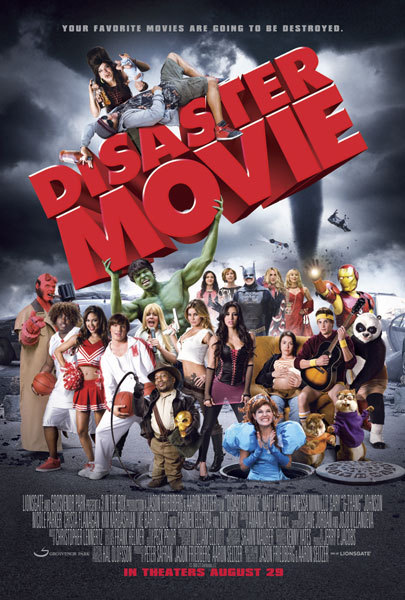 Disaster Movie 2008 BRRip XviD MP3-XVID