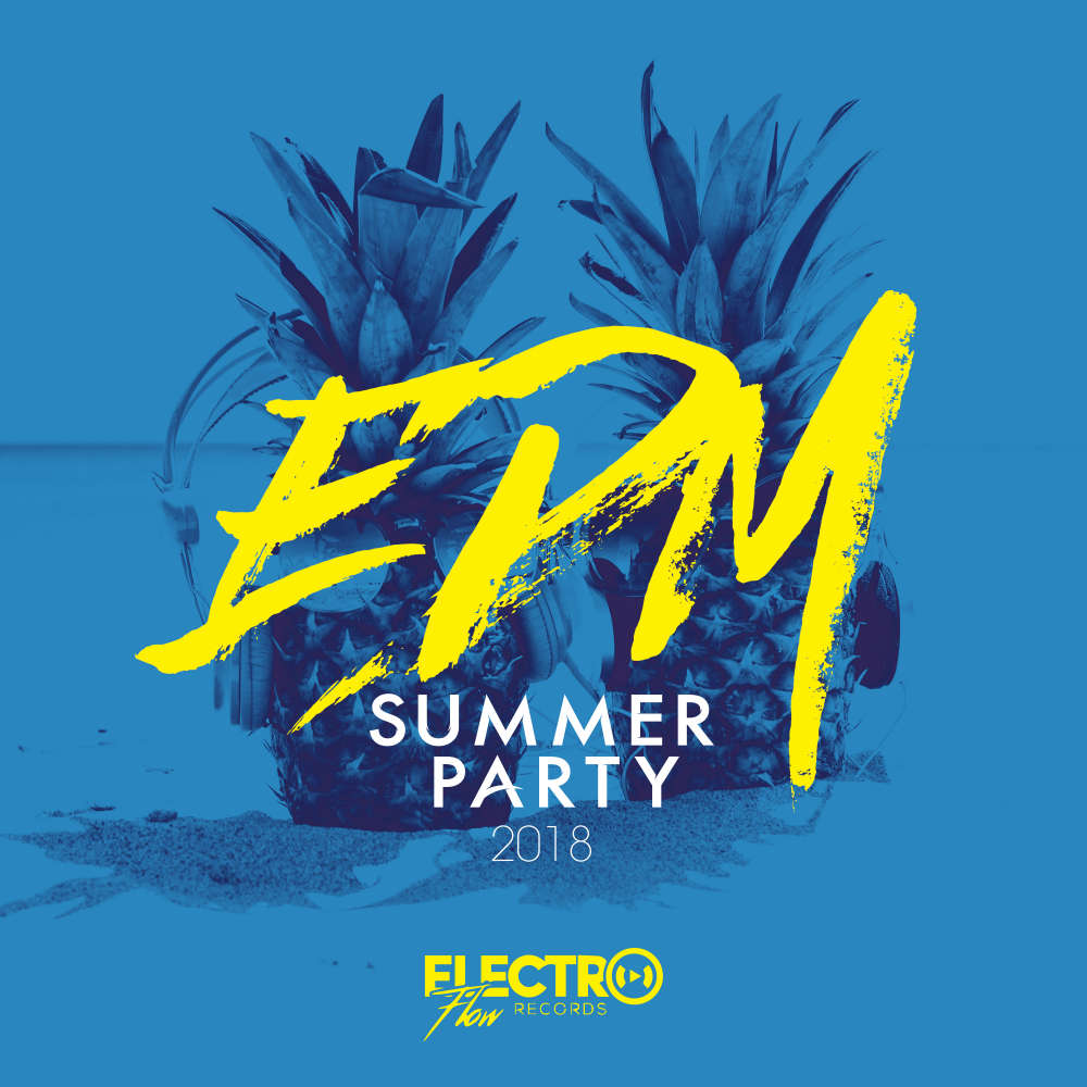 VA - EDM Summer Party 2018 (2018)